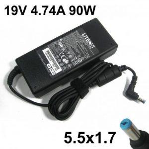 Блок питания Acer 19v 4.7A 90W (5.5x1.7mm)