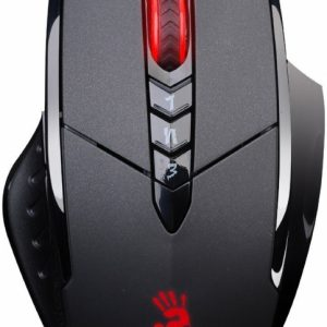 A4TECH BLOODY V8MA GAMING MOUSE METAL FEET CORE3 ACTIVE USB BLACK
