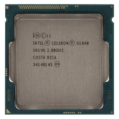 CPU LGA1150 Intel Celeron Dual Core G1840 2.8Ghz, 2MB Cache, 1333Mhz Bus, Tray