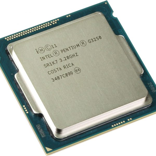 CPU LGA1150 Intel Pentium Dual Core G3250 (Haswell),3.2GHz,3MB Cache,1333MHz FSB,TRAY (шт.)