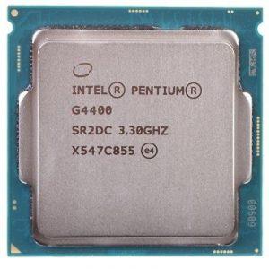 CPU LGA1151 Intel Pentium DualCore G4400