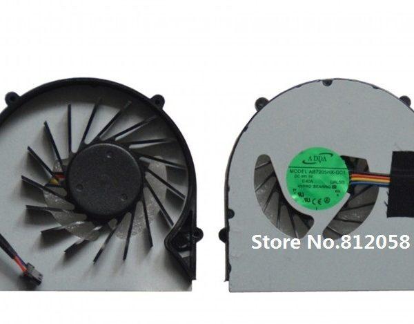 НОВЫЙ-Вентилятор-ПРОЦЕССОРА-для-LENOVO-B560-B565-V560-V565-Z560-Ноутбук-ПРОЦЕССОРА-Вентилятор-Охлаждения