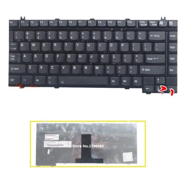 Новая-Клавиатура-США-Для-TOSHIBA-A100-A35-A40-A45-A50-A60-A70-A75-A80-A85-A105