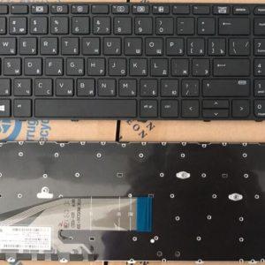 Русская-Клавиатура-для-HP-ProBook-450-G3-455-G3-470-G3-RU-Черного-клавиатуре-ноутбука