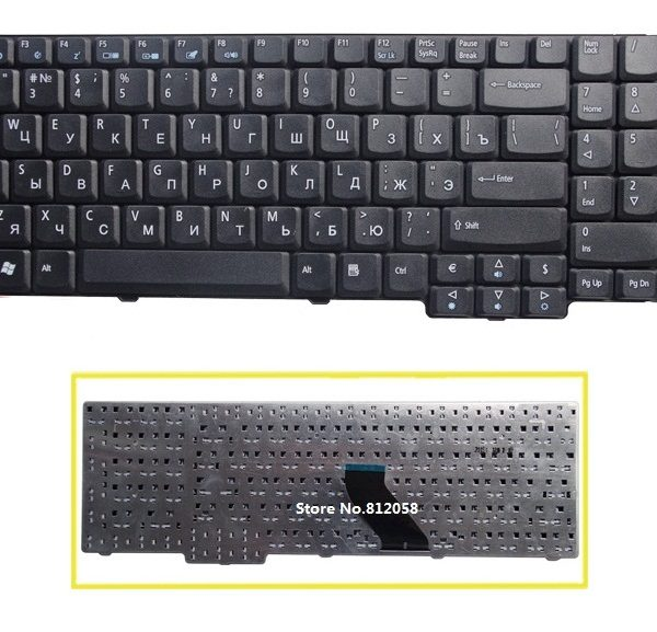 SSEA-New-Russian-font-b-keyboard-b-font-RU-for-ACER-TravelMate-5100-5110-5600-5610