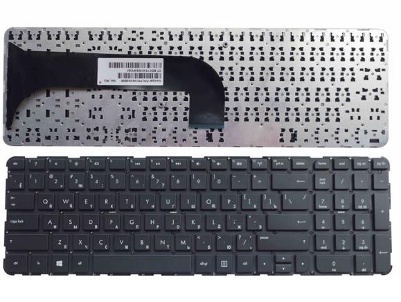 Клавиатура HP M6 M6T M6-1000 M6-1100 M6-1200 1035 1105d рус англ
