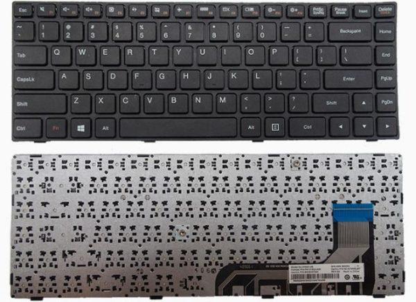 Клавиатура Lenovo Ideapad 100 14 100-14IBY англ
