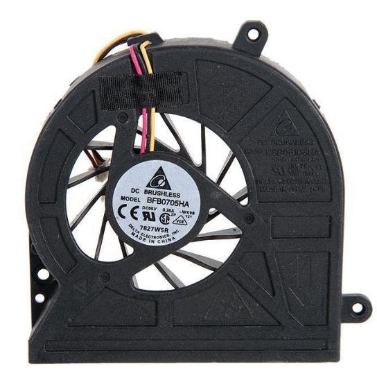 Кулер TOSHIBA C650 C650D C655 C655D C660 C660D C665 C665D L650 L650D L655 L655D 3pin