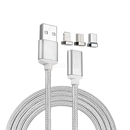 USB Кабель MAGNETIC 3в1