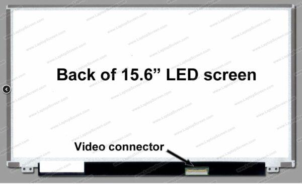 Матрица 15,6 Led 30 pin SLIM Small conector Full Hd IPS