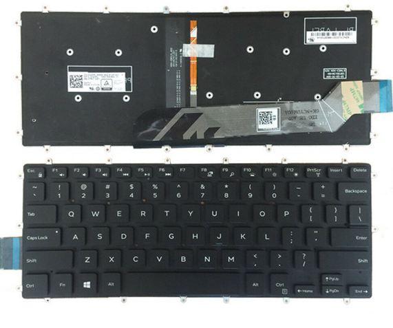клавиатура Dell 7378 7460 7466 5568 7569 7579 7368 EN