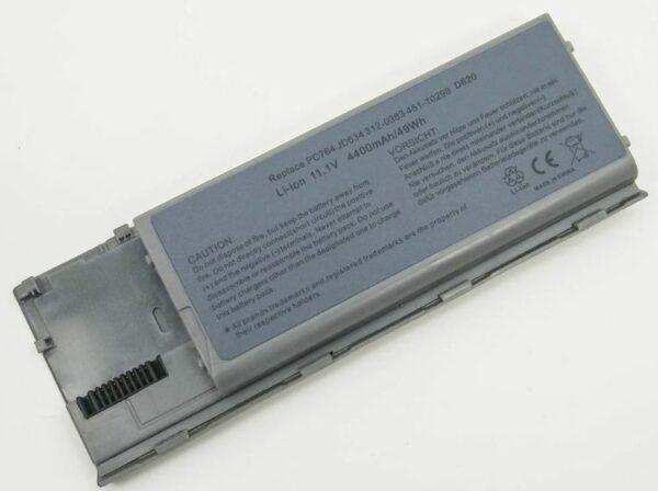 Батарейка DELL D620 D630 PC764 M2300 JD648 KD492 PP18L 11V 5200mAh