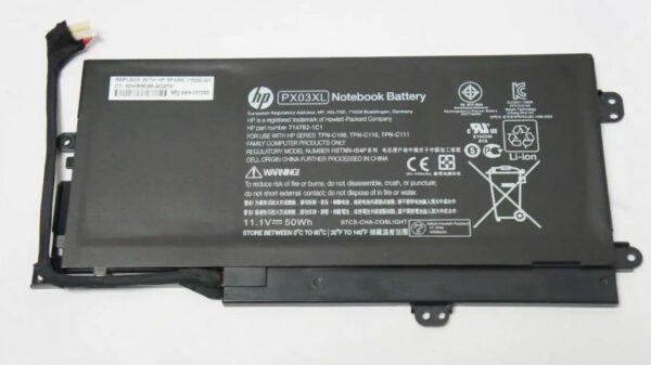 Батарейка HP ENVY TOUCHSMART M6 ENVY14 K002TX PX03XL HSTNN-LB4P TPN-C1 4350mAh