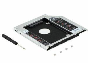 DVD под HDD SLIM SATA caddy 9 мм
