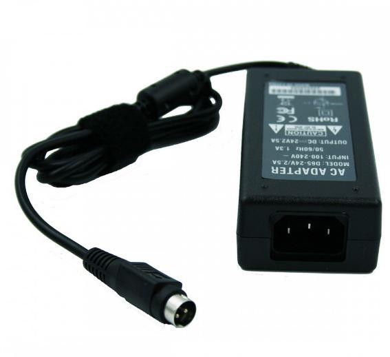 Блок питания 24V 3A 72W (3 pin) для принтеров Xprinter