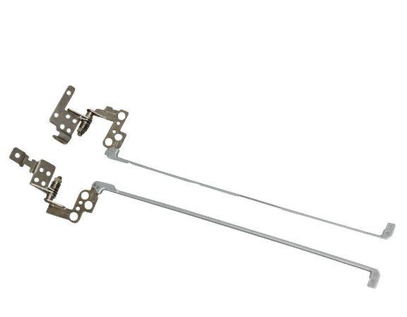 Петли Lenovo Ideapad 100-15 100-15IBY B50-10 AM1ER000100 + AM1ER000200