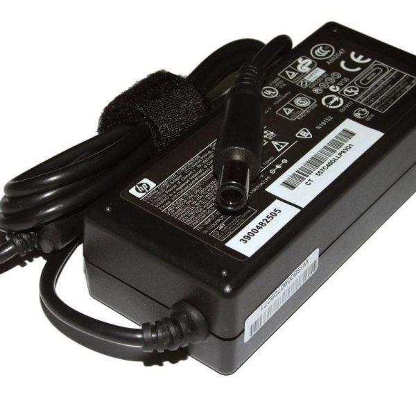 Блок питания HP HP COMPAQ 19v 4.7A 90W (7.4x5.0+игла) толстый разъем с иглой