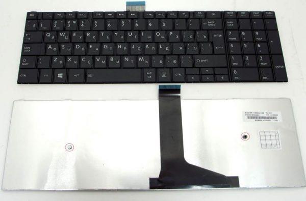 Клавиатура Toshiba Satellite C55 C50 c55d c55d c55t c55-a c55d-a c50-a c55t-a aer15u00310 рус англ