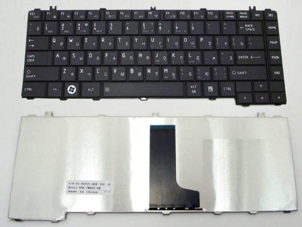 Клавиатура Toshiba Toshiba C600 C600D L600 L630 C645 L640 L645 L700 L730 L735 L740 L745 L745D англ
