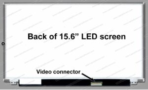 Матрица 15,6 Led 30 pin SLIM Small conector Full Hd IPS