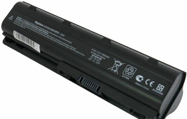 Батарейка Усиленная HP MU06 HSTNN-Q62C HSTNN-Q62C cq42 HSTNN-UB0W 7800mAh