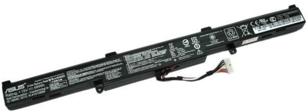 Батарейка Original Asus A41N1501 ASUS GL752VW N552VW GL752 GL752JW N552VX N752 N752VW 15 V 48wh