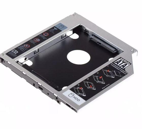 DVD под HDD стандарт SATA caddy 12 мм