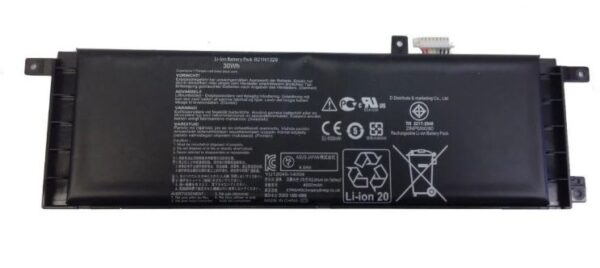 Батарейка Original ASUS B21N1329 X453 X403M X553MA X503M X502CA 7.6V 4.04mAh 30Wh