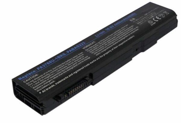 Батарейка Toshiba Satellite Pro S500 S750 A11 M11 S11 PA3788U PA3788U-1BRS PA3788 PABAS223 5200mAh