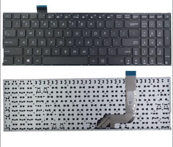 Клавиатура ASUS X542 K542 A542 X542U FL8000 A580U F580U с кнопкой вкл англ