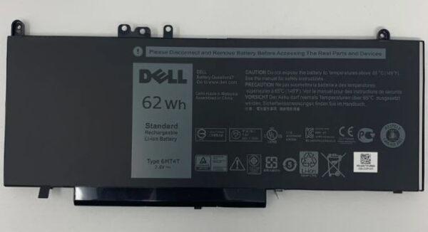 Батарейка Original Dell 6MT4T E5450 E5550 E5470 E5570 G5M10 WYJC2 VMKXM 7V69Y TXF9M 62W