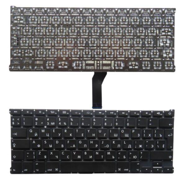 Клавиатура APPlE Macbook Air 13.3 A1369 A1466 A1405 большой Enter рус англ