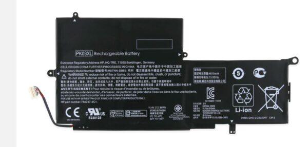 Батарейка HP Original PK03XL HP Spectre Pro X360 G1, G2 13-4185NR HSTNN-DB6S