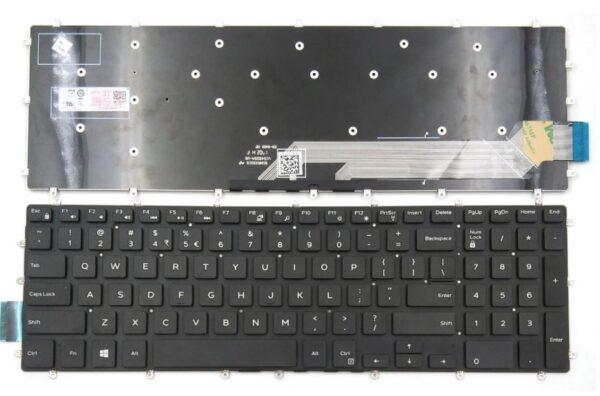 Клавиатура Dell 5570 V5568 3579 3779 5587 7588 P66F P75F G5 5590